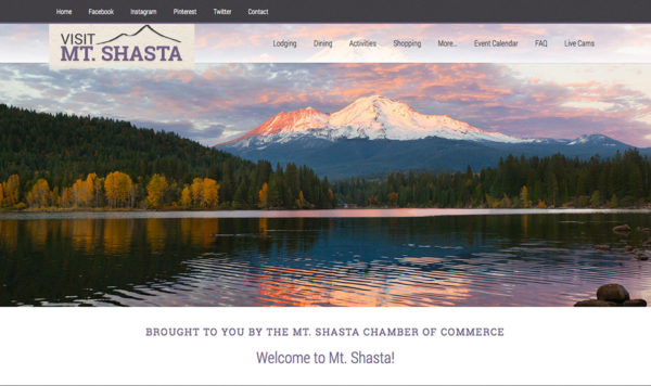 Visit Mt. Shasta, California