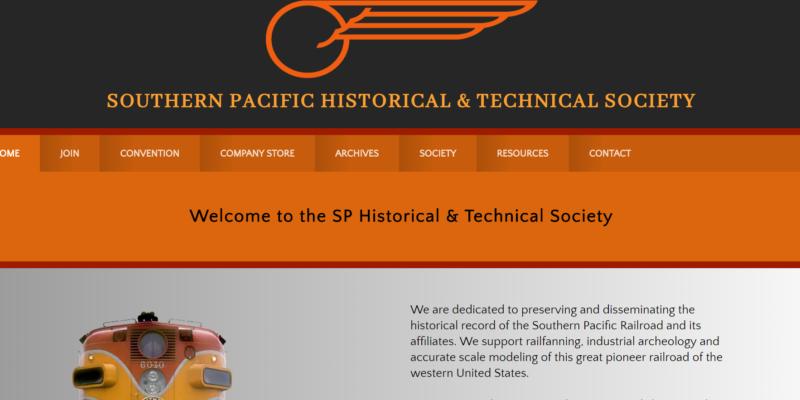 SP Historical & Technical Society