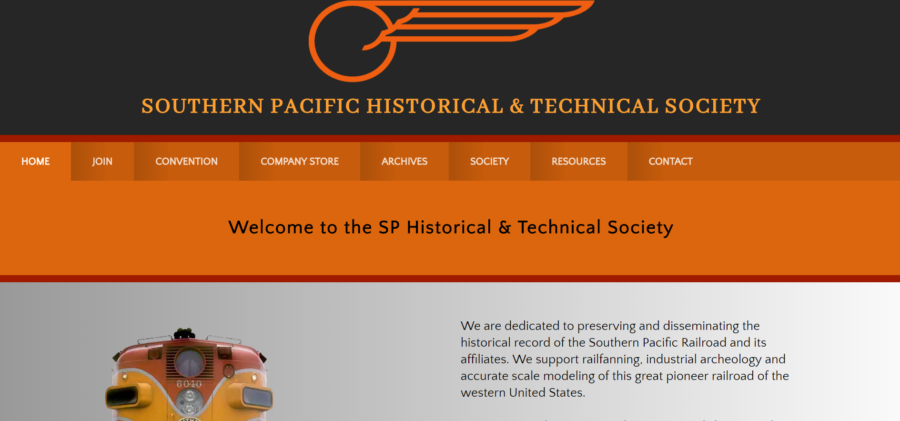 SP Historical & Technical Society