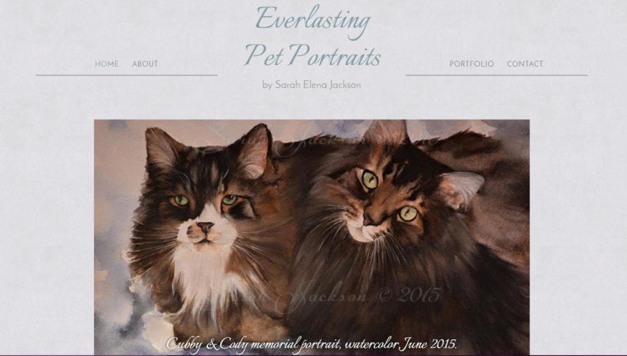 Everlasting Pet Portraits