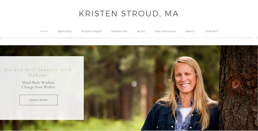 Kristen Stroud, MA