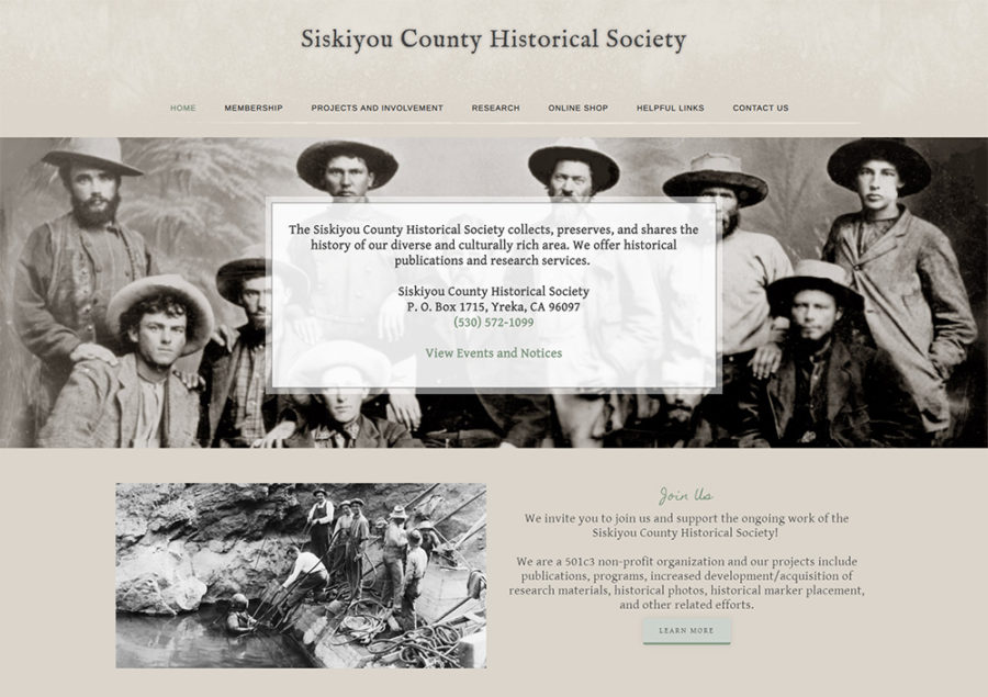 Siskiyou County Historical Society by Silver Rockets featured image